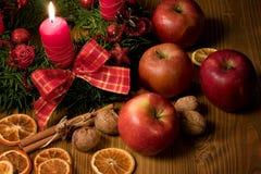 Weihnachtshintergründe stockfotos