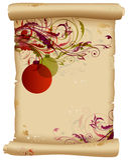 Weihnachtshintergrund Stockfoto