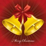 Weihnachtshintergrund. Lizenzfreies Stockfoto
