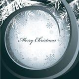 Weihnachtshintergrund. Lizenzfreie Stockbilder