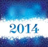 Weihnachtshintergrund 2014 Stockfotos