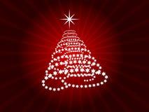 Weihnachtshintergrund Lizenzfreie Stockfotografie