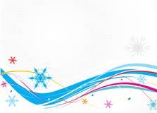 Weihnachtshintergrund Lizenzfreies Stockbild