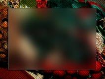Weihnachtshintergrund 8 Lizenzfreies Stockbild