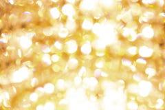 Weihnachtshintergrund bokeh Lizenzfreies Stockbild