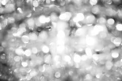 Weihnachtshintergrund bokeh Stockfotos