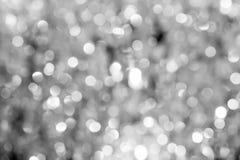Weihnachtshintergrund bokeh Lizenzfreies Stockfoto