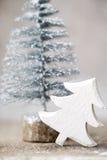 Weihnachtshintergrund in der Weinleseart glückliches neues Jahr 2007 Lizenzfreie Stockfotos