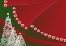 Weihnachtshintergrund III Lizenzfreie Stockbilder