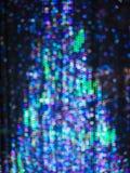 Weihnachtshintergrund Licht belichtetes unscharfes abstraktes Backgrou Lizenzfreies Stockfoto