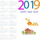 Weihnachtshintergrund mit Stern-Weihnachtsfahne Hintergrund-Weihnachtsentwurfsguten rutsch ins neue jahr 2019 lizenzfreies stockfoto