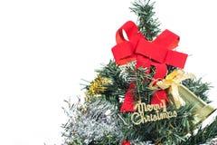 Weihnachtshintergrund mit Weihnachtszeichen Lizenzfreie Stockfotos