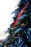 Weihnachtshintergrund V lizenzfreies stockbild