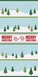 Weihnachtshintergrunddesign Stockbilder