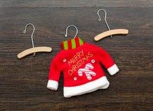 Weihnachtsjacke Lizenzfreies Stockbild