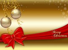 Weihnachtsjahreszeit Stockbild