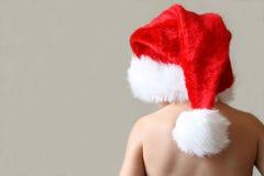 Weihnachtsjunge Lizenzfreies Stockfoto