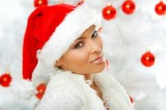 Weihnachtsküken Stockfotos