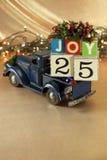 Weihnachtskalender Lizenzfreie Stockfotografie