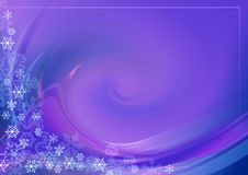 Weihnachtskarte 04 Lizenzfreie Stockbilder