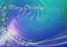 Weihnachtskarte 09 Lizenzfreie Stockfotos