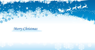 Weihnachtskarte Lizenzfreie Stockfotografie