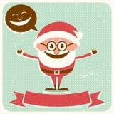 Weihnachtskarte 2 Stockbild