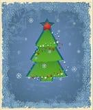 Weihnachtskarte. Lizenzfreie Stockbilder