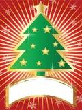 Weihnachtskarte 3 Lizenzfreie Stockfotografie