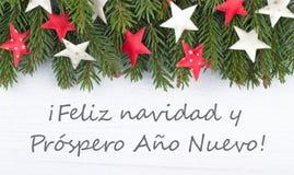 Weihnachtskarte spanisch stockfotos 38 weihnachtskarte - Weihnachtskarte spanisch ...