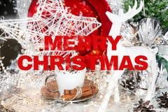 Frohe Weihnachten Englisch.Frohe Weihnachten England Vektor Abbildung Illustration Von Groß
