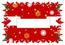 Weihnachtskarten Lizenzfreie Stockbilder