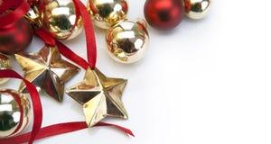 Weihnachtskarten Stockbilder
