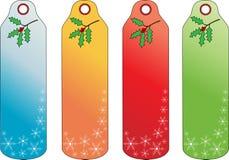 Weihnachtskennsätze Lizenzfreies Stockbild