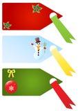 Weihnachtskennsätze Lizenzfreie Stockfotografie