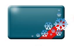 Weihnachtskennsatz Stockbild