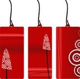 Weihnachtskennsatzfamilie Lizenzfreie Stockbilder