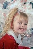 Weihnachtskind Lizenzfreie Stockfotos