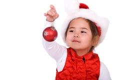 Weihnachtskind. Lizenzfreie Stockfotos