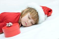 Weihnachtskinder stockfotos