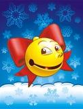 Weihnachtsklingel Bell Stockfoto