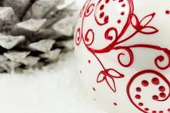 Weihnachtskonzept Lizenzfreies Stockfoto