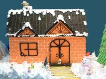 Weihnachtskuchen Stockbilder