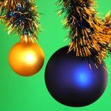 Weihnachtskugel Stockbild