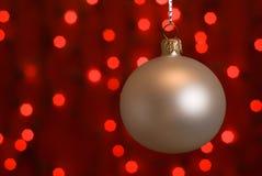 Weihnachtskugel. Lizenzfreie Stockbilder