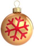 Weihnachtskugeldekoration Lizenzfreie Stockfotografie