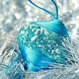 Weihnachtskugeldekoration Stockfoto
