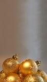 Weihnachtskugeln Lizenzfreie Stockfotos