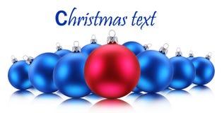 Weihnachtskugeln   Stockfotos