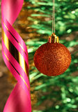 Weihnachtskugeln Lizenzfreie Stockfotografie